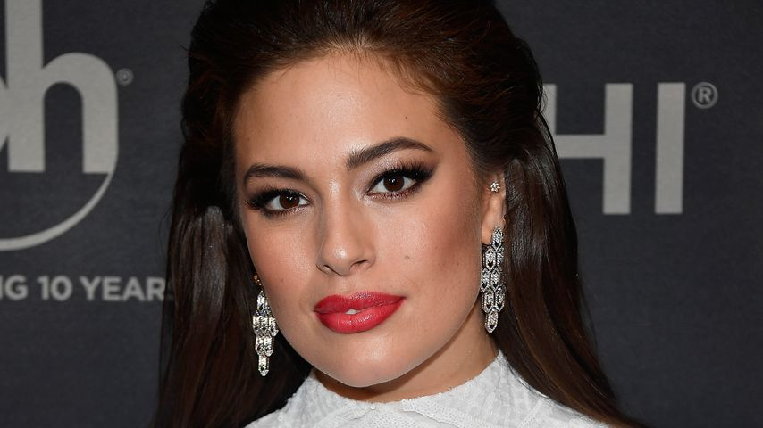 "Ashley Graham bei der ""Miss Universe""-Wahl in Las Vegas 2017"