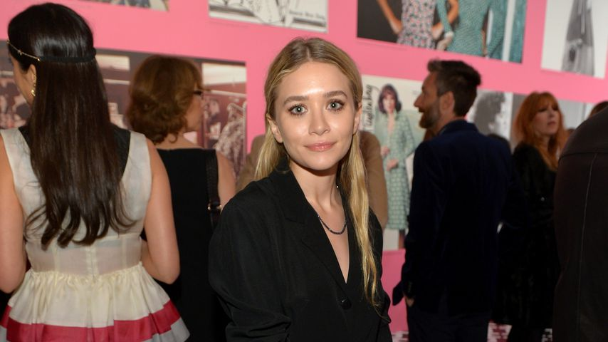 Schauspielerin Ashley Olsen