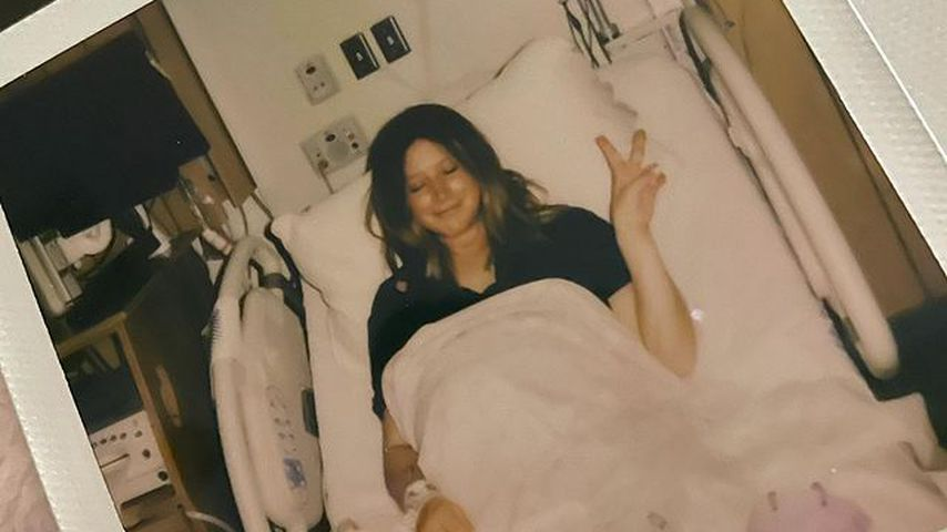 Neu-Mama Ashley Tisdale teilt einen ehrlichen Geburtsbericht