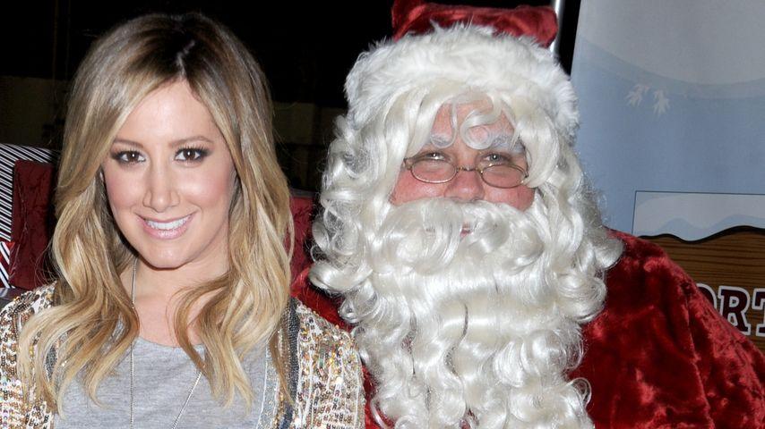 Ashley Tisdale wünscht sich was vom Weihnachtsmann