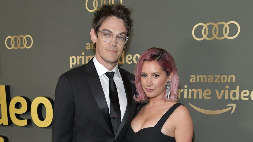 Ashley Tisdale und Christopher feiern fünften Hochzeitstag