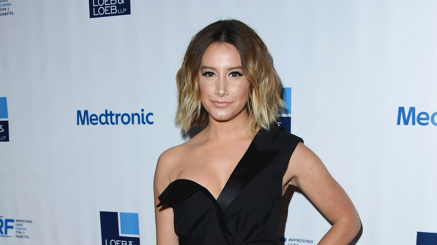 Ashley Tisdale, Schauspielerin
