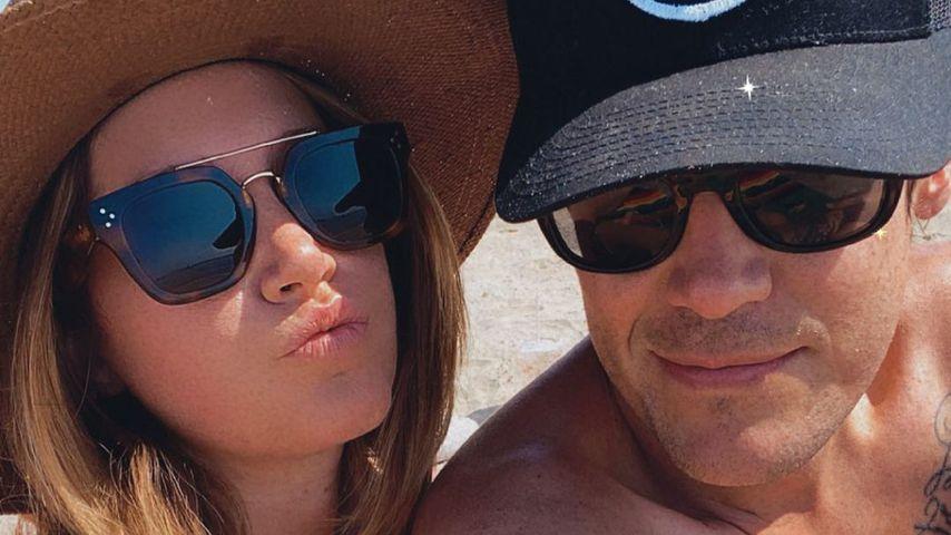Ashley Tisdale und ihr Mann Christopher