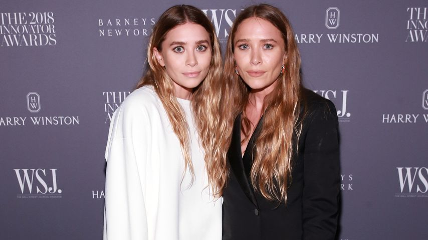 Ashley und Mary-Kate Olsen im November 2018