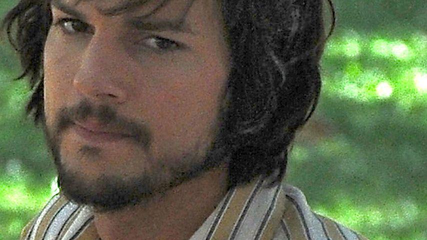"Ashton Kutcher: Krankenhaus nach ""Steve-Jobs-Diät"""