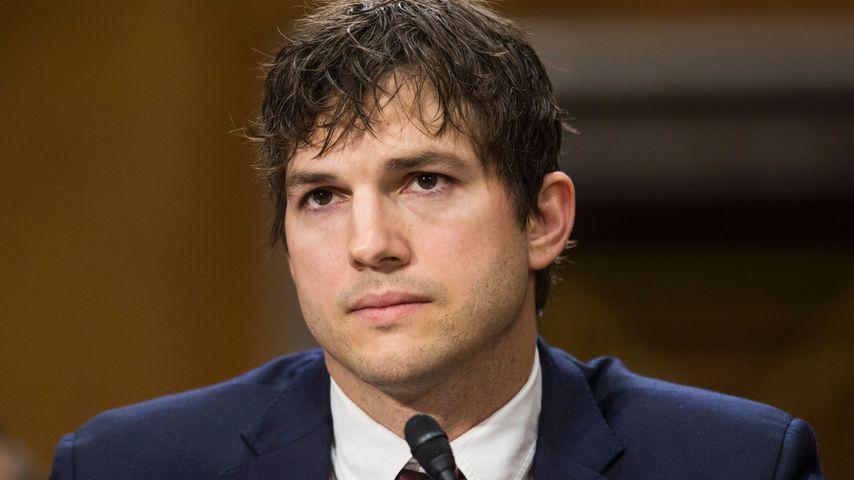 Tränen-Rede: Ashton Kutcher kämpft gegen Kindesmissbrauch!