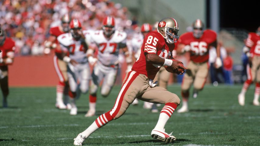 Atlanta Falcons gegen San Francisco 49ers, 1984