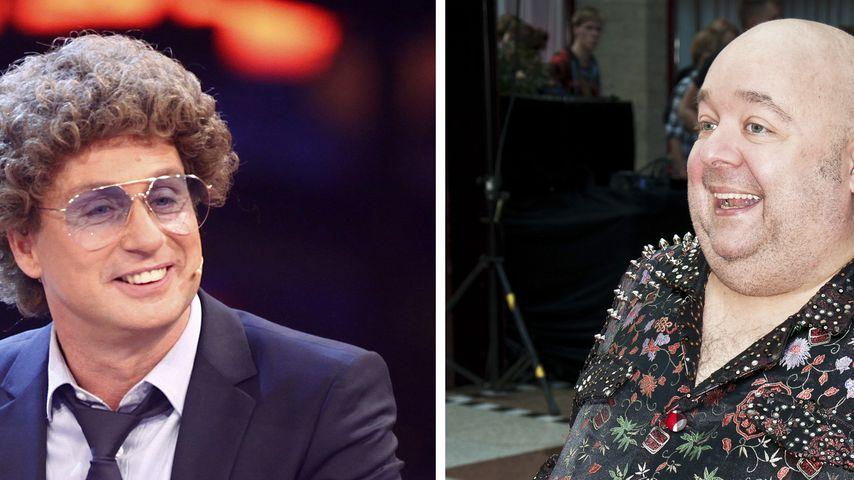 Dirk Bach wird von Atze Schröder ersetzt