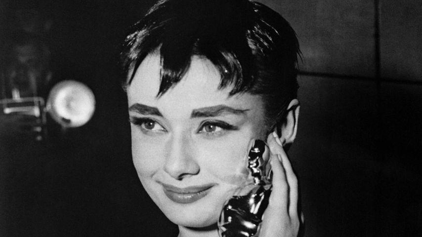 Audrey Hepburn bei den Oscars 1954