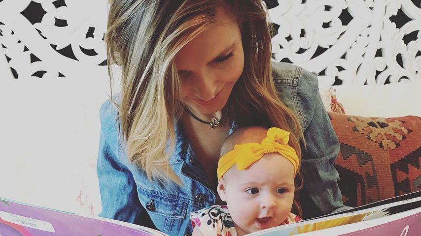 Audrina Patridge mit ihrer Tochter Kirra Max Bohan