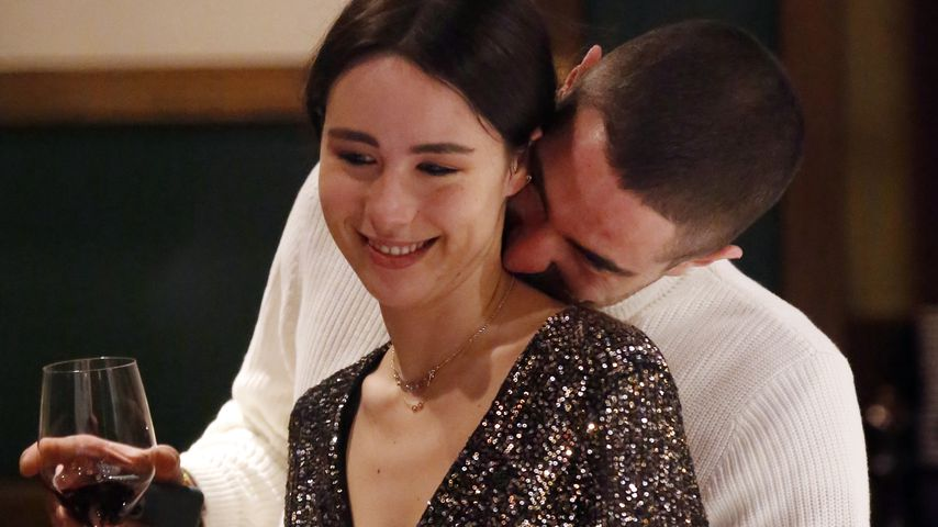 Aurora Hunziker und Goffredo Cerza