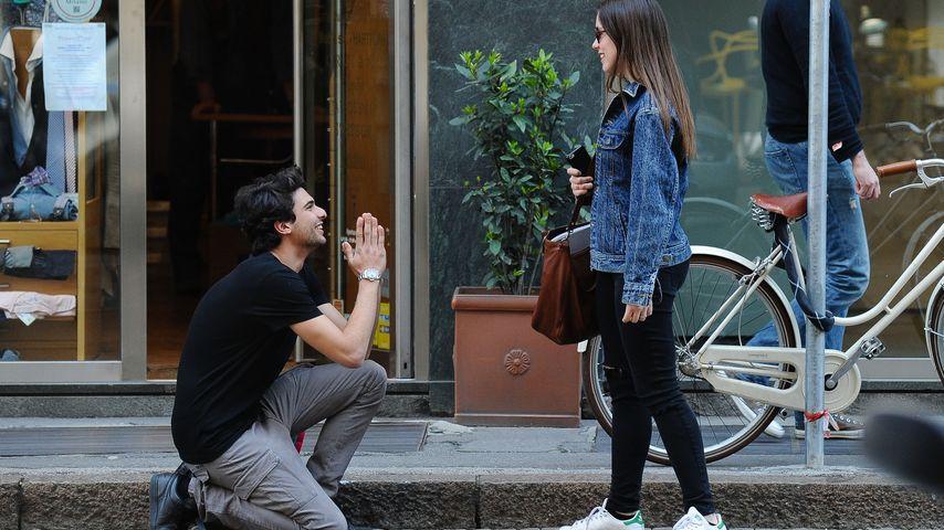 Aurora Ramazzotti: Heiratsantrag auf offener Straße?
