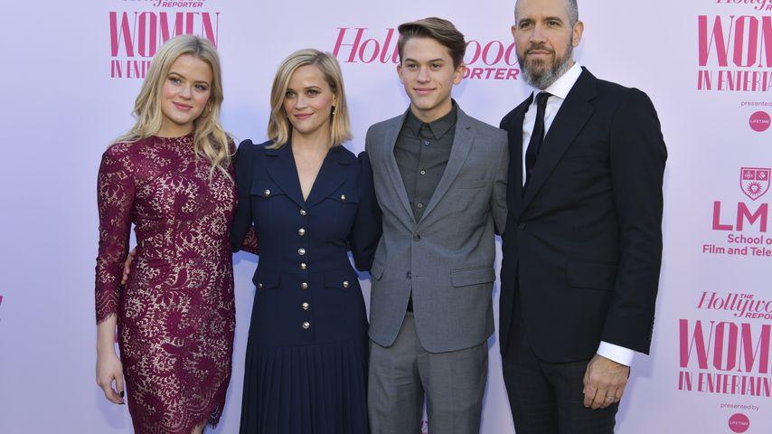 Reese Witherspoon: Soooo verliebt am 4. Hochzeitstag!