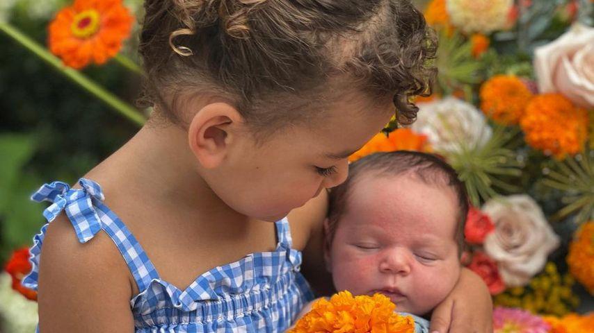 Ava LaVerne und ihre Schwester Winona Marie West, 2021