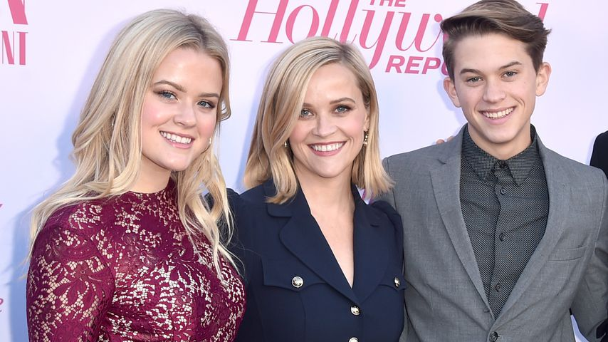 Ava Phillippe, Reese Witherspoon und Deacon Phillippe