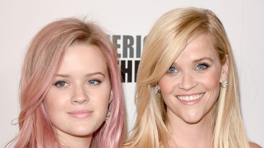Ava Phillippe und Reese Witherspoon 2015