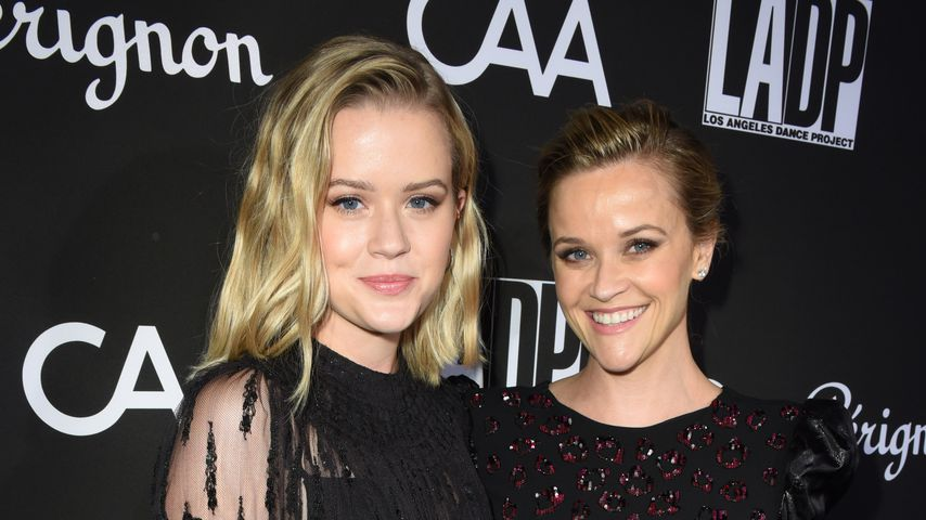 Ava Phillippe und ihre Mutter Reese Witherspoon