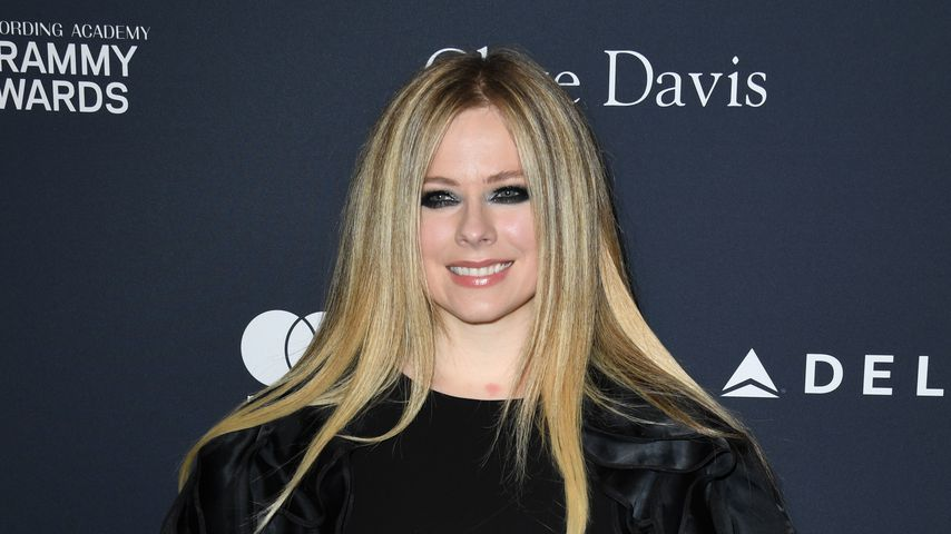 Avril Lavigne in Beverly Hills, 2020