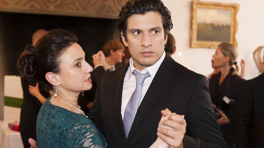Francisco Medina und Tatjana Clasing
