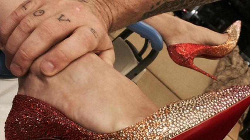Ayda in den Wehen: Robbie Williams' Baby kommt!