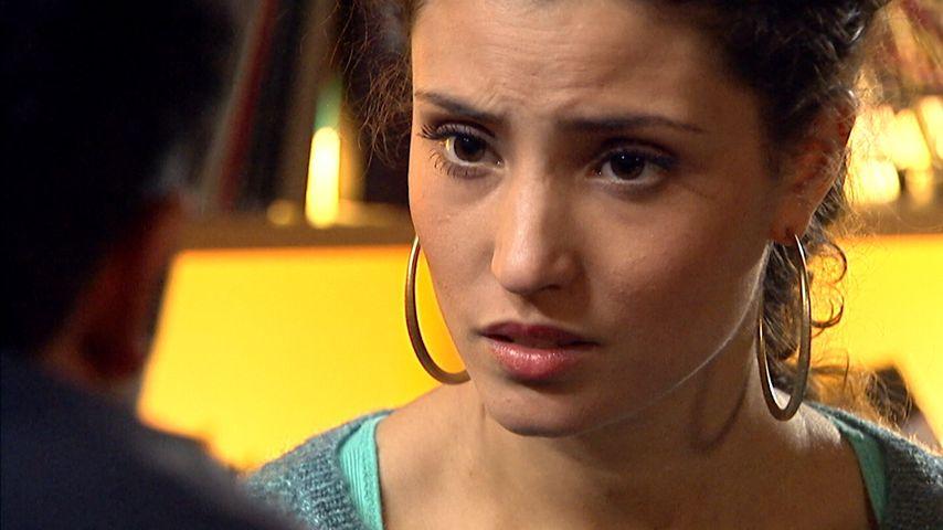 GZSZ-Fehlgeburt: Nadine Menz gibt sich geheimnisvoll!