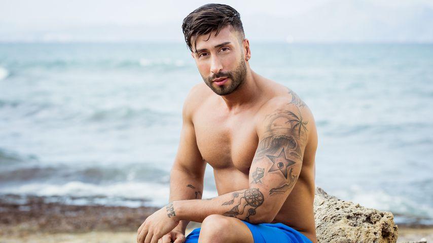"Babak Cheraghpour, Teilnehmer bei ""Love Island"""