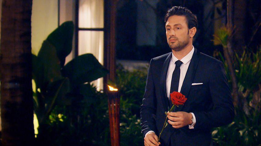 Bachelor Daniel Völz bei der achten Nacht der Rosen