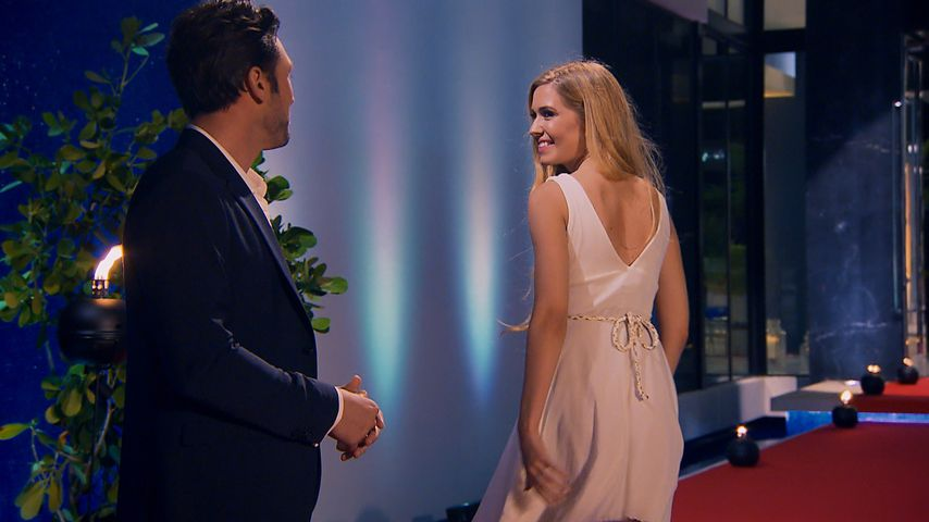 Bachelor Daniel Völz und Kandidatin Claudia