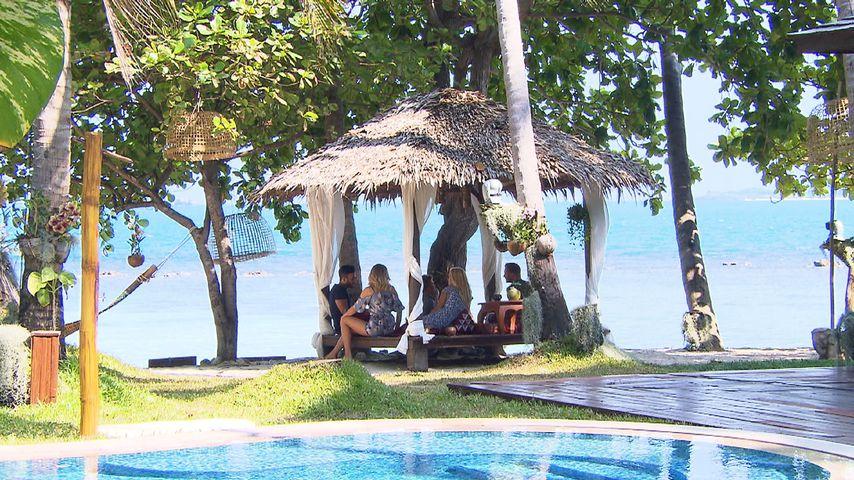 "Im Pool: Kommt es direkt zum ""Bachelor in Paradise""-Sex?"