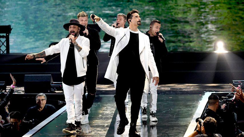 Die Backstreet Boys, 2019