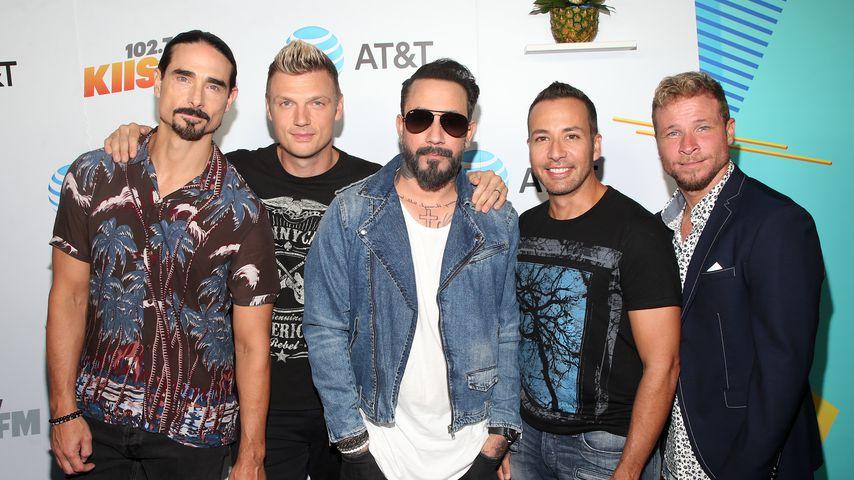 Backstreet Boys in Los Angeles