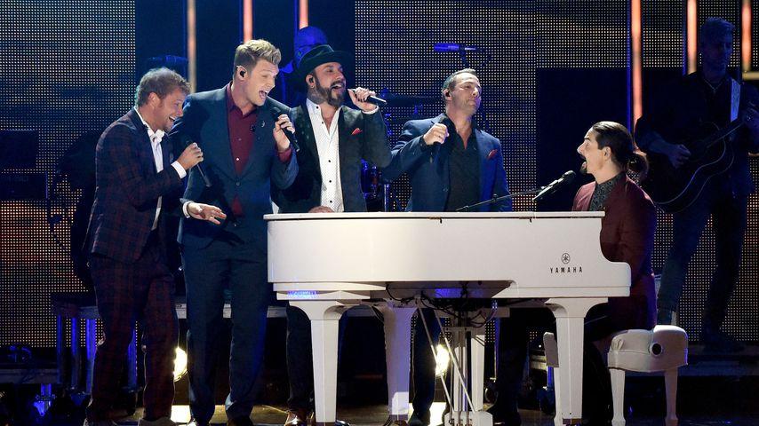 Popstars: Wer darf mit dem Backstreet-Boy singen?