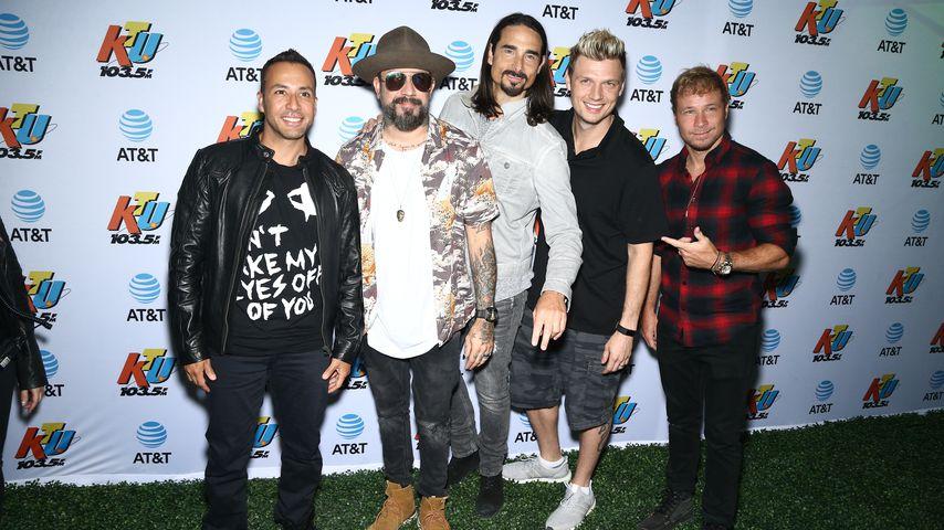 Backstreet Boys im Juni 2017