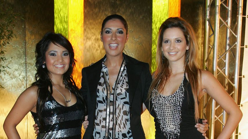 Bahar, Senna und Mandy von Monrose im Jahr 2007