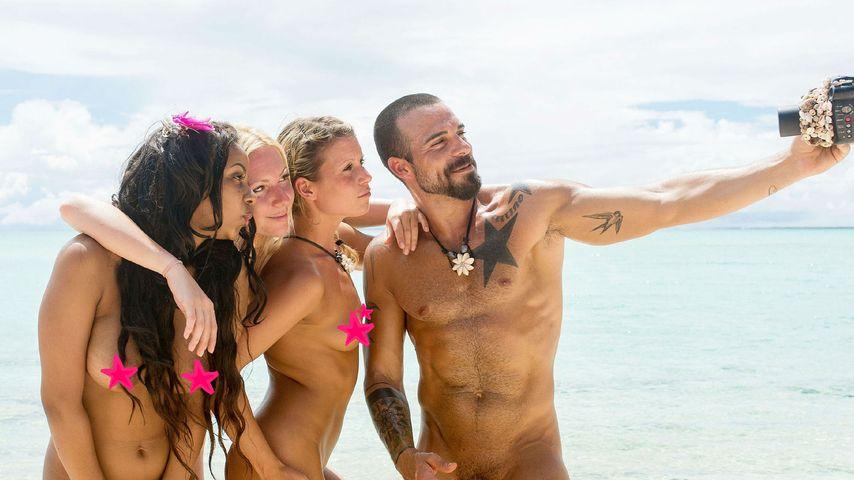 """Ist die Nacktshow """"Adam sucht Eva"""" ein Karrierekiller?"""