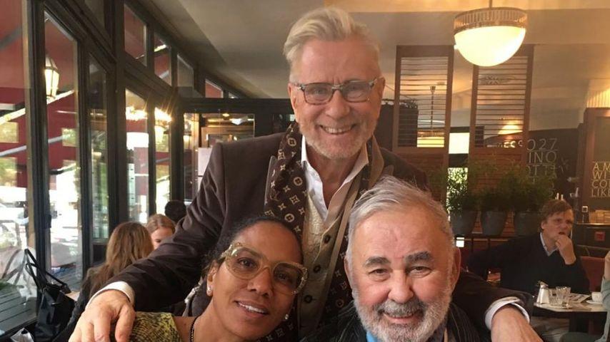 Barbara Becker, Udo Walz und René Koch