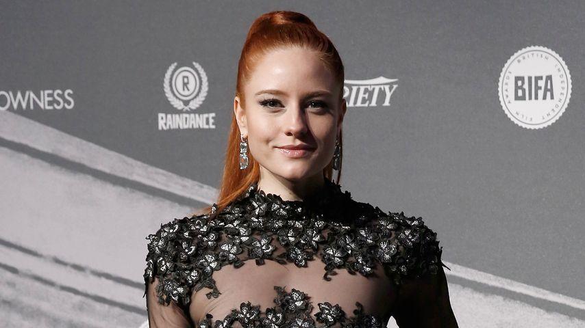 Barbara Meier bei den British Independent Film Awards