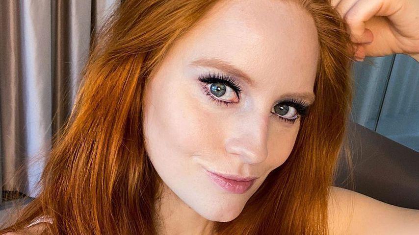 Barbara Meier im Juni 2020