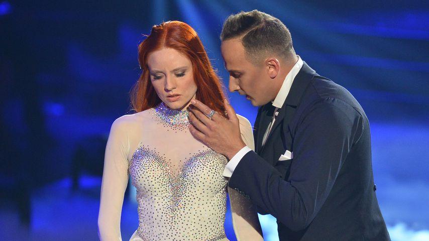 """Barbara Meier und Sergiu Luca in der siebten """"Let's Dance""""-Show 2018"""