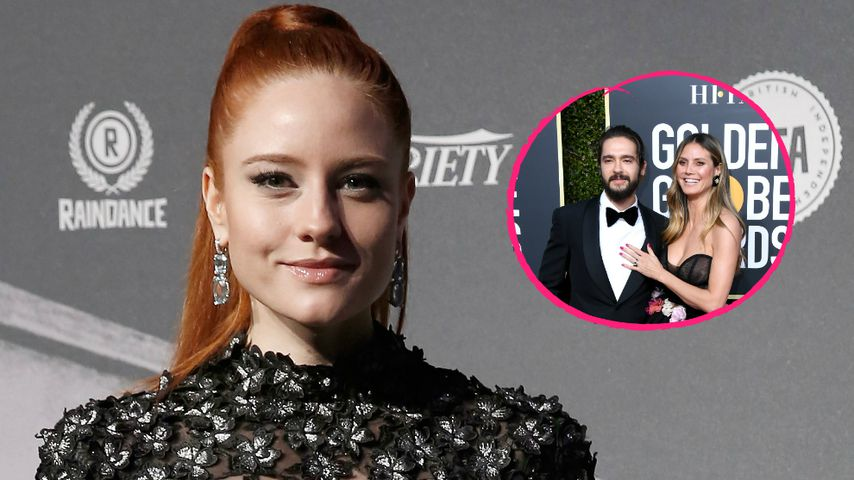 Barbara war da: So süß waren Heidi & Tom bei Golden Globes!