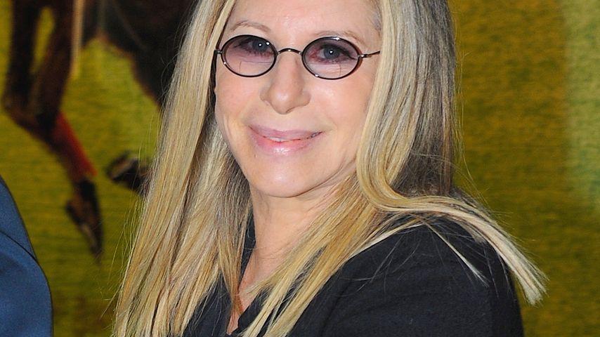 Barbra Streisand leidet: Angst vor Gebärmutter-OP