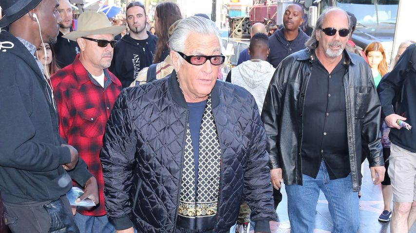 Barry Weiss in London, 2015