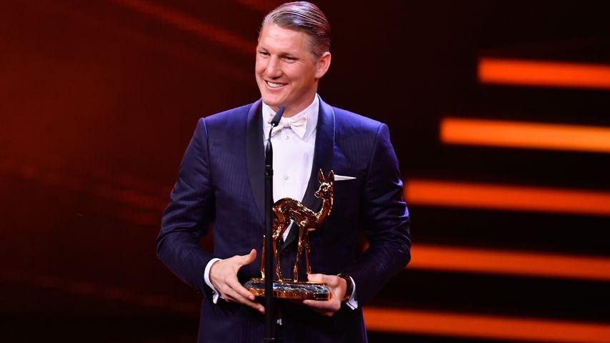 Bastian Schweinsteiger bei der Bambi-Verleihung 2016