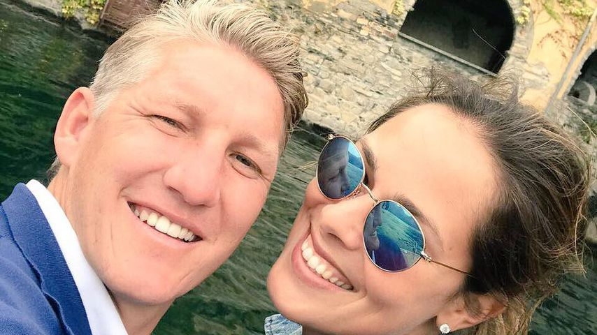 Bastian Schweinsteiger und Ana Ivanovic in Italien