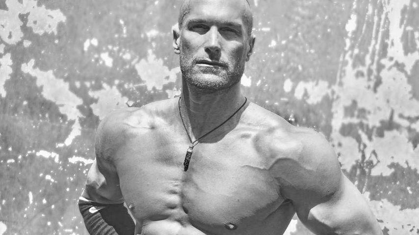 Muskel-Pic: Bastian Yotta (42) in der Form seines Lebens!