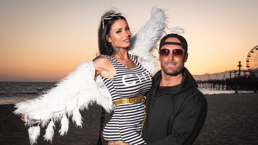 Bastian Yotta und seine Exfreundin Elisa