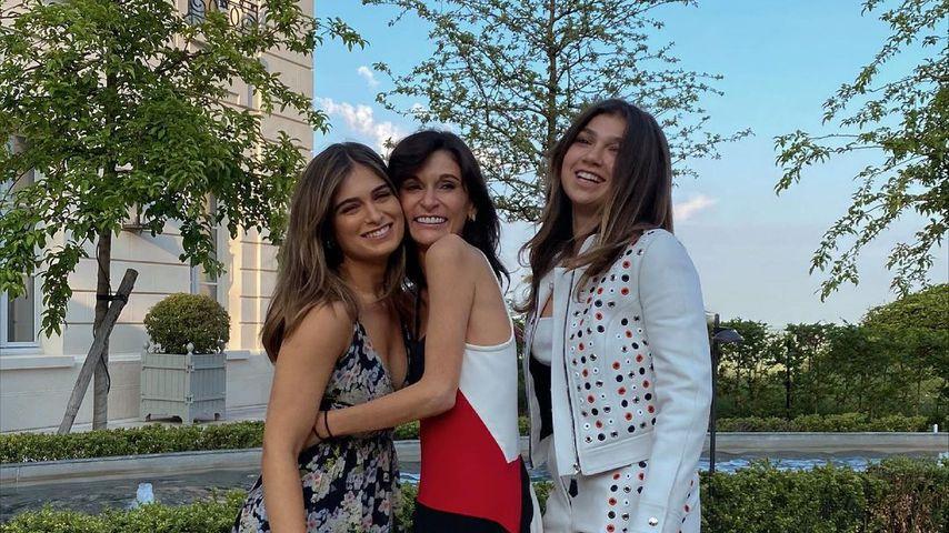 Batsheva, Julia und Miriam Haart