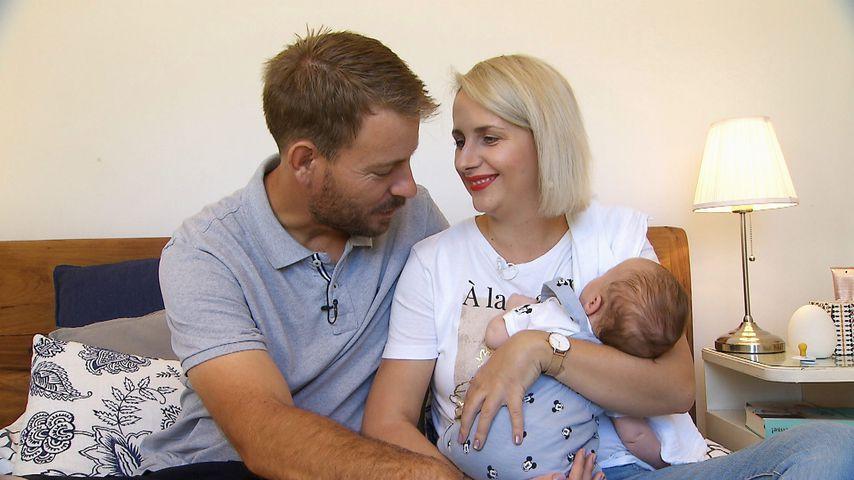 Nach Sohn Leon: Wünscht sich Anna Heiser ein zweites Kind?
