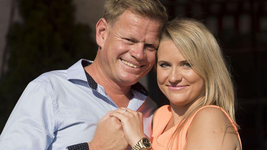 Bauer Jörn und seine Frau Oliwia