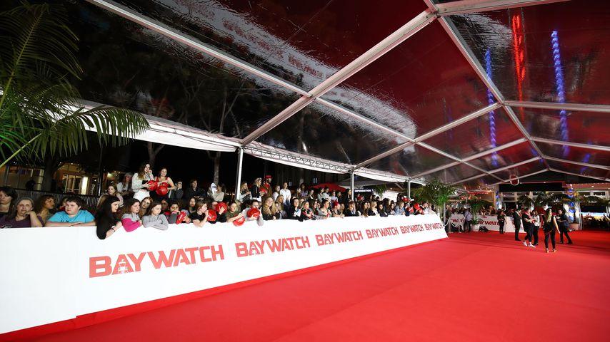 """Roter Teppich der """"Baywatch""""-Premiere in Australien"""
